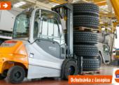 Benchmarking: elektrické pohony se prosazují i v kategorii těžkých čelních vozíků