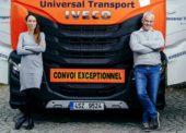 Posílení vedení v Universal Transport Praha
