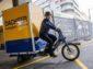 Praha bude zavážena nákladními elektrokoly