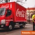 Doprava zboží coca cola