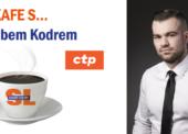 Na kafe s… Jakubem Kodrem, senior business developerem společnosti CTP Group