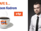 Na kafe s… Jakubem Kodrem, senior business developerem společnosti CTP Group