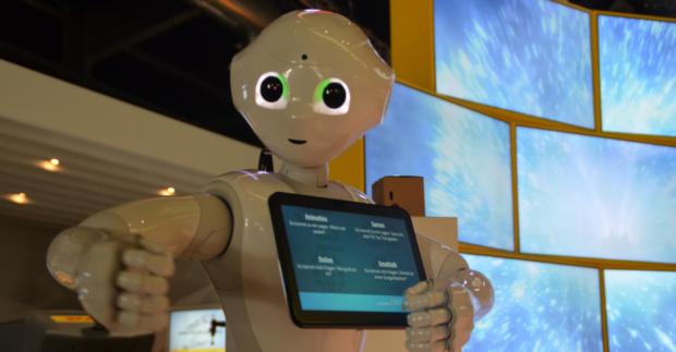 DHL Supply Chain využívá v Nepřevázce softwarového robota