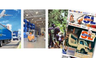 SL 190: reverzní logistika, efektivní distribuce, lean řešení, příloha Ročenka LOG-IN