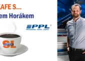Na kafe s… Petrem Horákem, generálním ředitelem PPL CZ