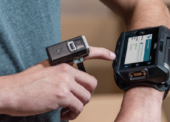 Nová generace prstového skeneru RS5100