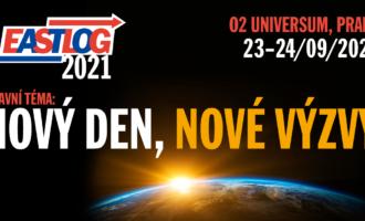 Kongres Eastlog 2021 bude v září. Téma: Nový den, nové výzvy