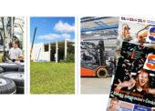 SL 191: sekvenční vychystávání, EDI komunikace, automatizace, balíková přeprava