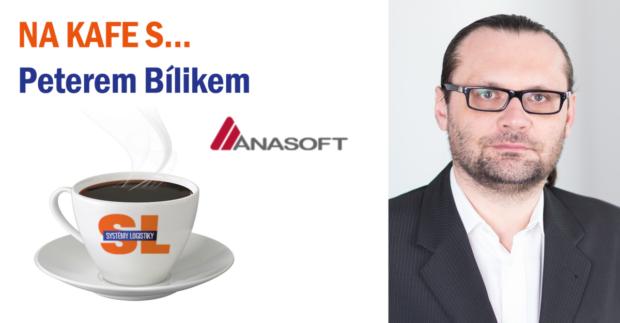 Na kafe s… Peterem Bílikem, smart industry solution designerem společnosti Anasoft