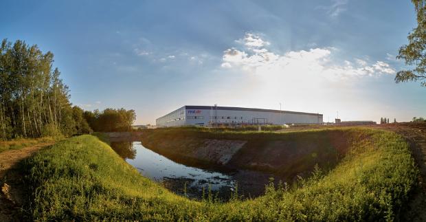 Distribuční centrum Real Digital bylo vyhlášeno nejlepší průmyslovou budovou v Česku za poslední rok