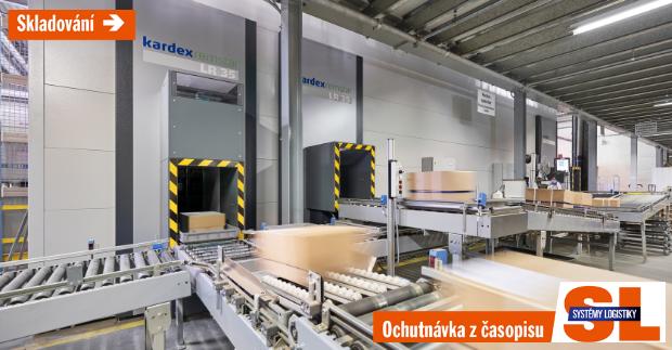 Trend zájmu o automatizaci logistiky neslábne