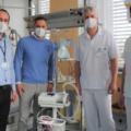 ESA logistika, nemocnice Kladno
