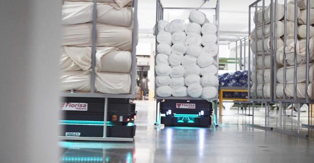Mobile Industrial Robots s 55% růstem tržeb zaznamenal v 1. čtvrtletí 2021 rekordní zájem o AMR roboty