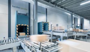 Automatizace pomáhá pružně reagovat na nárůst poptávky
