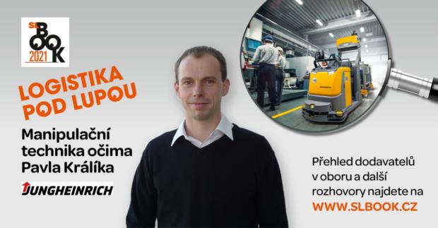 """SLBOOK – Pavel Králík: """"Důležitá je nejen technologie, ale hlavně nastavení procesů u zákazníků"""""""