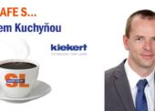 Na kafe s… Petrem Kuchyňou, generálním ředitelem společnosti Kiekert-CS