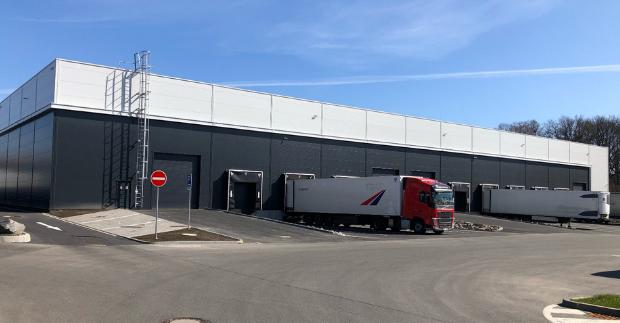 Průmyslová zóna v Ostravě přivítala Zásilkovnu