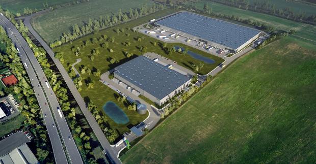 GLP oznamuje nájemní smlouvy s Ecologistics a Berlin Brands Group