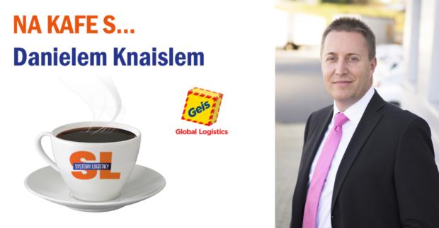 Na kafe s… Danielem Knaislem, jednatelem skupiny Geis pro CZ, SK a PL