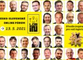 LOG-IN už 13. května! Nechte se inspirovat od českých a slovenských logistických profesionálů