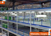 Mezzaniny: řešení pro zvýšení kapacity skladování