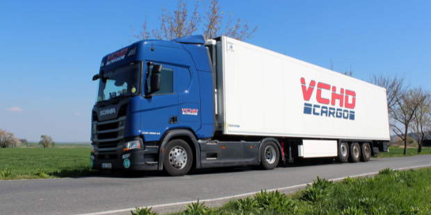 VCHD Cargo zavedla přímé linkové přepravy do Irska