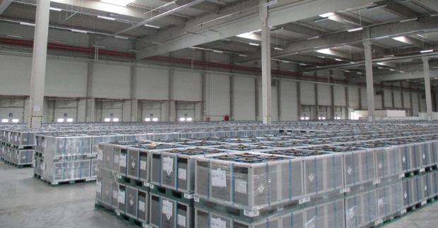 DB Schenker zajišťuje středoevropskou distribuci lithiových článků pro elektromobily