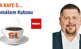 Na kafe s… Tomášem Kubzou, vedoucím logistiky řetězce Penny Market Czech Republic