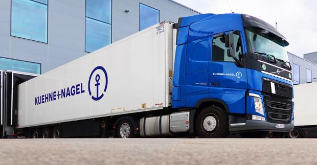 Skupina Kuehne+Nagel získala titul vizionářského lídra mezi poskytovateli logistiky