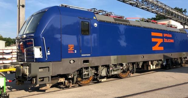 Správa železnic objednala vícesystémovou lokomotivu Vectron od Siemens Mobility