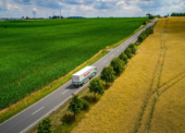 Skupina Raben Group podepsala svůj první úvěr spojený s udržitelností