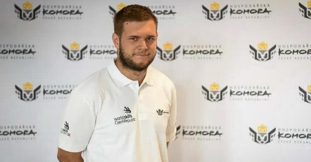 Tomáš Eichler bude reprezentovat Českou republiku a Scanii na mezinárodní soutěži