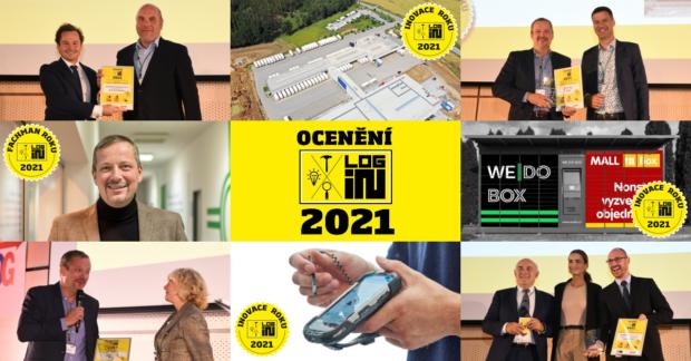 Ocenění LOG-IN 2021 míří do firem WE DO, Gebrüder Weiss a GLS