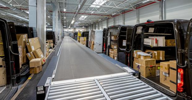 Nové logistické centrum UPS přibližuje Českou republiku globálním trhům