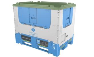 Schoeller Allibert uvádí na trh novou službu Pronájem paletových kontejnerů