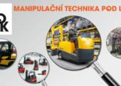 Klasická manipulační technika nebo automatizované vozíky?