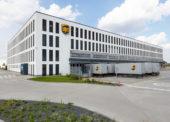 Nové logistické centrum UPS výrazně zvýšilo kapacitu třídění