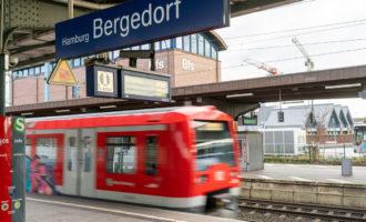 V Německu vyjel první autonomní vlak na veřejné železnici