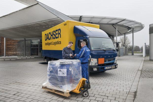 Dachser Chem Logistics je na českém trhu už 10 let