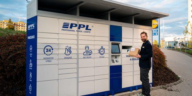 PPL spouští samoobslužné boxy pro výdej i podání zásilek